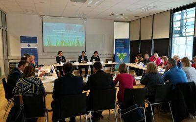 Srečanje OECD o upravljanju izobraževanja odraslih