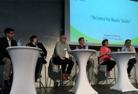 EBSN konferenca – Poti do temeljnih spretnosti