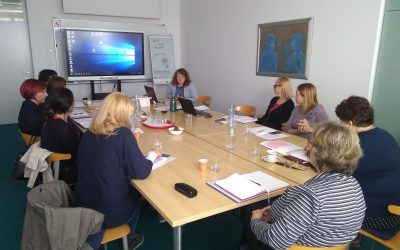 2. srečanje skupine za akcijsko raziskovanje na Andragoškem centru Slovenije
