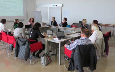 4. srečanje partnerjev mednarodnega projekta Profi-train v Fiesi